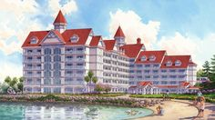 Preview Tour of The Villas at Disney's Grand Floridian.