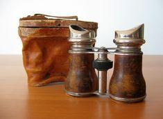 Vintage Jockey Binoculars.