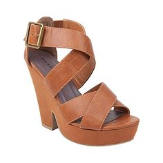 Candidate in the brown wedge search. Madden Girl Brodee