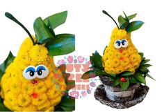 Игрушки из живых цветов.   533 фотографии   ВКонтакте