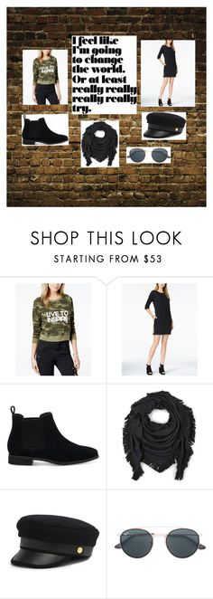 """""""Boy Meets Girl: Paige Lucin, Set 2"""" by paigelucin on Polyvore featuring WALL, Boy Meets Girl, TOMS, Echo, Henri Bendel and Ray-Ban"""