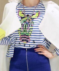 Sailors Striped T-shirt