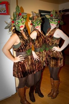 Wizard of Oz: Apple Trees - The Wizard Of Oz Costumes, Wizard Of Oz Play, Wizard Of Oz Musical, Wizard Costume, Wicked Musical, Wizard Oz, Tree Halloween Costume, Bug Costume, Tree Costume
