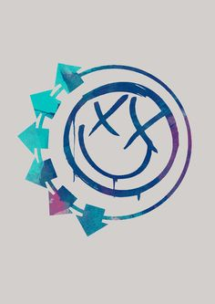So I'm gonna start collecting band posters   blink 182