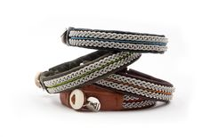 Bracelet en cuir de renne modèle SOLA