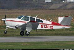 Beech N35 Bonanza aircraft picture.  Mifflin County (RVL) USA - Pennsylvania, November 9, 2013