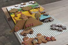 Resep l Martjie se gemmerkoekies Gingerbread Cookies, Cooking Recipes, Sugar, Desserts, Cakes, Food, Gingerbread Cupcakes, Tailgate Desserts, Deserts