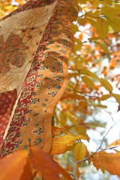lovely autumn quilt....<3