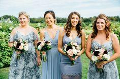 Vineyard Wedding, Bridesmaid Dresses, Wedding Dresses, Style Me, Pretty, Fashion, Bridal Dresses, Moda, Bridal Gowns
