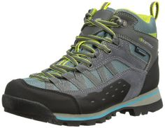 Karrimor Womens Spike Mid Ladies Weathertite Trekking and Hiking Boots K719 Grey/Blue 7 UK, 41 EU - http://womenswalkingboots.pesonashop.co.uk/karrimor-womens-spike-mid-ladies-weathertite-trekking-and-hiking-boots-k719-greyblue-7-uk-41-eu/
