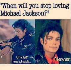 That's right! #MJFam