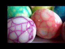 Как на пасху красить яйца. интересные идеи из интернета.
