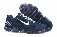 d1f8fb1ed4e Nike air max 2018 kpu dark blue white wholesale online Running Shoes Nike