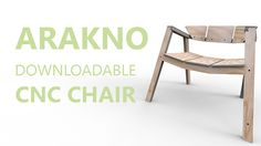 ARAKNO - CNC CHAIR on Behance