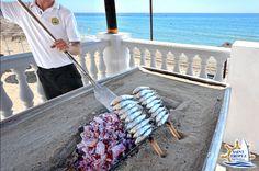 Benalm dena seafood los mellizos puerto marina el mero - Los mellizos puerto marina ...