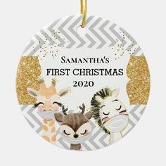 Babies First Christmas, Christmas Baby, Christmas Ideas, Xmas, Christmas Photo Cards, Holiday Cards, Giraffe Decor, Giraffe Baby, Christmas Decorations