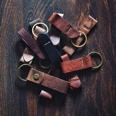 Less is more Unless we're talking about the key fobs.  How many handmade leather key fobs you have?  ilemleathergoods.etsy.com