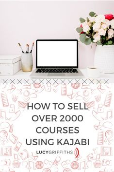 How did I sell 2000 courses in the first month? When I first started selling online courses about 3 years ago, I didn't understand that I needed to market online courses and they wouldn't magically SELL.And my courses bombed.I needed to build an online marketing system, and also build an audience for online courses. Marketing Guru, Online Marketing, Affiliate Marketing, Lucy Griffiths, Seo Basics, Etsy Seo, Seo For Beginners, Seo Consultant, Corporate Style