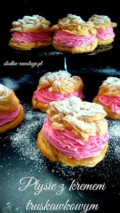 Sweets Cake, Eclairs, Jello, Cake Cookies, Doughnut, Baked Goods, Mousse, Biscuits, Candy