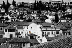 #Granada #República #Albaicín
