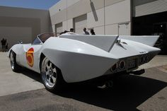 Mark Towle – Turning C4 Corvettes into Mach 5 Dreams - CorvetteOnline