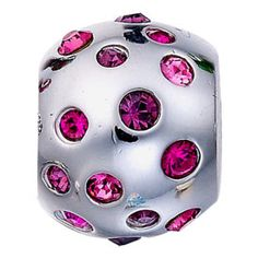 Spacey Pink - Donna Mia Crystal Beads, Crystals, Best Jewelry Designers, Jewelry Branding, Beaded Jewelry, Create Your Own, Charms, Bracelets, Pretty