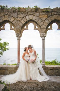 16 castle weddings that took place right here in the us