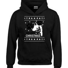 Meowy Christmas Cat - Hoodie