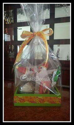 Souvenirs: galletas, Cupcakes y cakepops