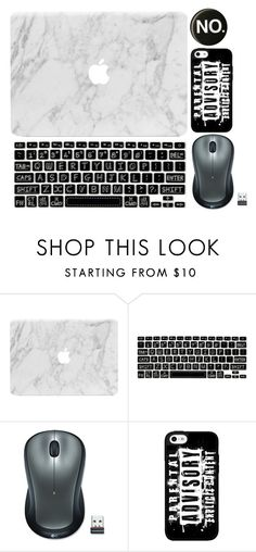 """""""Stuff I want but can't afford 😂 part 1"""" by weirdestgirlever ❤ liked on Polyvore featuring Logitech"""