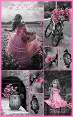'' Pink Splash '' by Reyhan S.D.