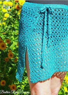 Amazing Grace Bathing Suit Wrap Free Crochet Pattern!!