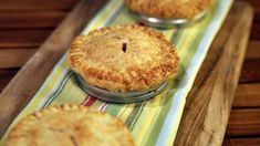 Mini Cherry Pies with Red Plum Jam Recipe | The Chew - ABC.com