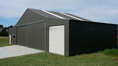 Custom COLORBOND® Garage