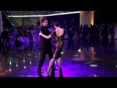 8th Dubai Tango Festival 2016 - Ariadna Naveira & Fernando Sanchez - YouTube