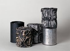 Wrapped Cans
