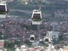 Sustainable Transportation in Medellin, Colombia