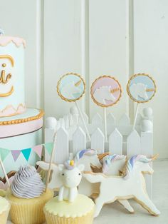 unicorns cakepops - Buscar con Google