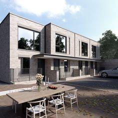 Fresh Neubauwohnung im Bauprojekt NK in D sseldorf Niederkassel Exklusivvertrieb ber beyond REAL ESTATE Rendering von beyond REALITY Pinterest