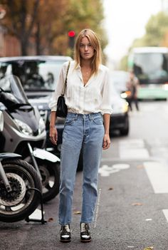 camille rowe (image: stockholmstreetstyle)