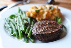 *steak marinade