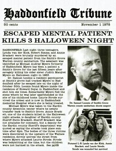Everything to do with horror films, I love it! Best Horror Movies, Horror Movie Characters, Scary Movies, Good Movies, Michael Myers, Jill Wagner, Horror Posters, Horror Icons, Horror Comics