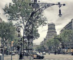 Passeig de Gràcia, Barcelona, Catalunya