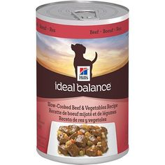 Hill's Ideal Balance Dog Food Can, 12.8-Ounce, 12-Pack >>> You can get more details here : Dog food types