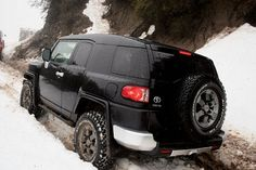 Hoping to do the same thing this weekend! 2007 Toyota Fj Cruiser, Voodoo Blue, Toyota 4x4, Four Wheelers, Trd, Offroad, Jeep, Vehicles, Rigs