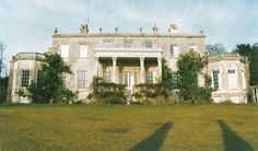 Wilbury Park, used for Clive's house, in the film 'Maurice' (1987).