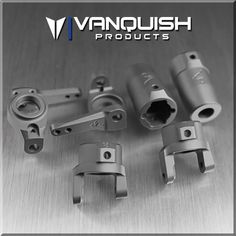 VPS06519 - Axial SCX10 Stage One Kit Grey Anodized