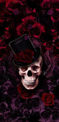 Deadpool Wallpaper, Skull Wallpaper, Dark Wallpaper, Evil Skull Tattoo, Future Wallpaper, Skull Pictures, Gothic Aesthetic, Dark Images, Skull Artwork