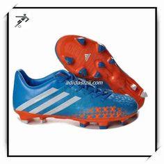 quality design 759b3 4f276 Adidas Predator LZ 2 SL TRX FG David Beckham Blue Red White Cleats Shoes,  Nike