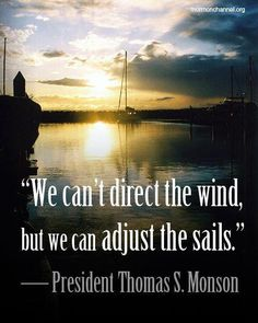 "President Thomas S. Monson, ""Living the Abundant Life"", January, 2012, Ensign"